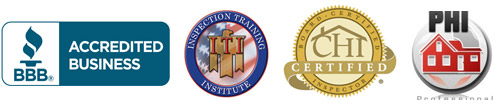 A-Pro Morristown is proud of its certifications