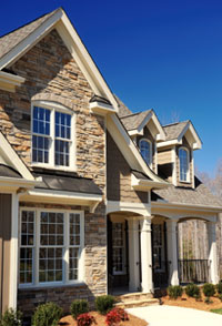 A-Pro Morristown inspects stone homes
