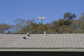 A-Pro Morristown inspects roofs from the air