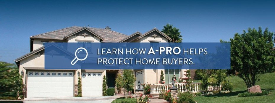 a pro home inspection