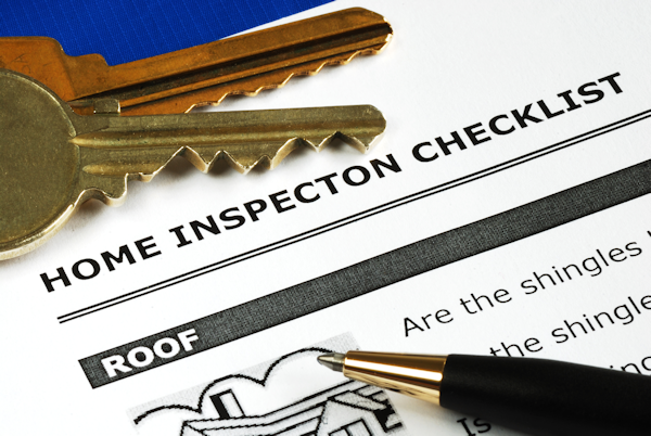 Home Inspection Checklist in Morristown