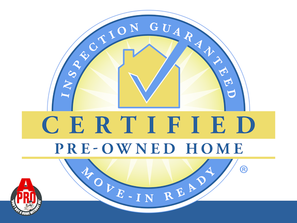 Certified Pre-Owned Home Inspection in Johnson City